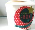 Identité visuelle pour Chipie BOX
