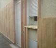 Isolation des murs par l'extérieur dans ossature bois
