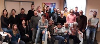 Nouveaux associés de la coopérative ELAN bâtisseur