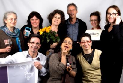 Groupe d'associés d'eElan créateur, entrepreneurs et équipe d'appui, Rennes 2013